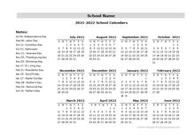 Doe Calendar 2022.School Calendar 2021 2022 2022 Academic Calendar Templates