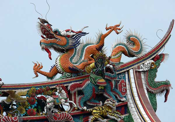 the dragon boat festival is a traditional festival
