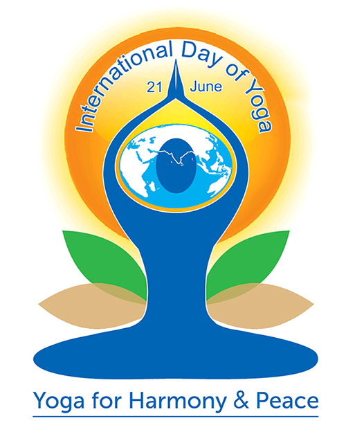 International Yoga Day - 21st June - CalendarLabs