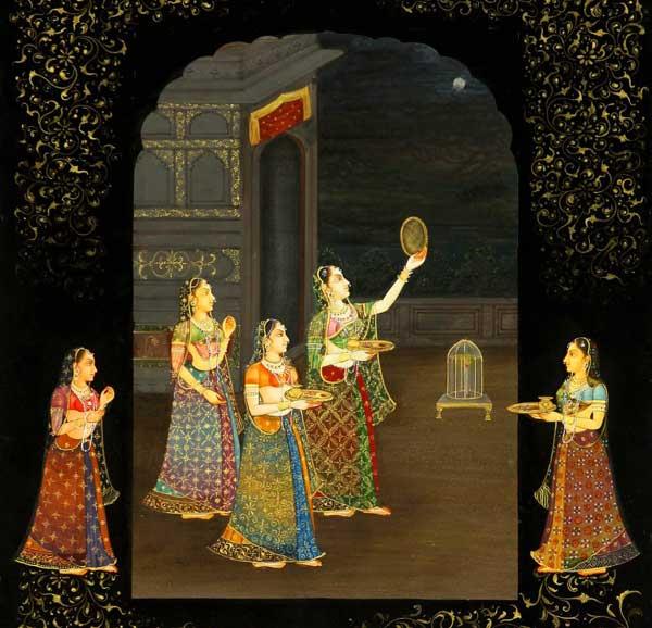 Karva Chauth / Karwa Chauth