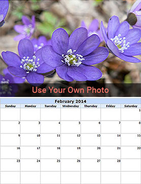 Make Free Photo Calendar 2019 Create Your Own Calendars