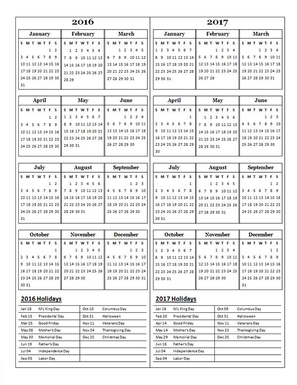 Download calendar template file as Word / PDF / JPG document: