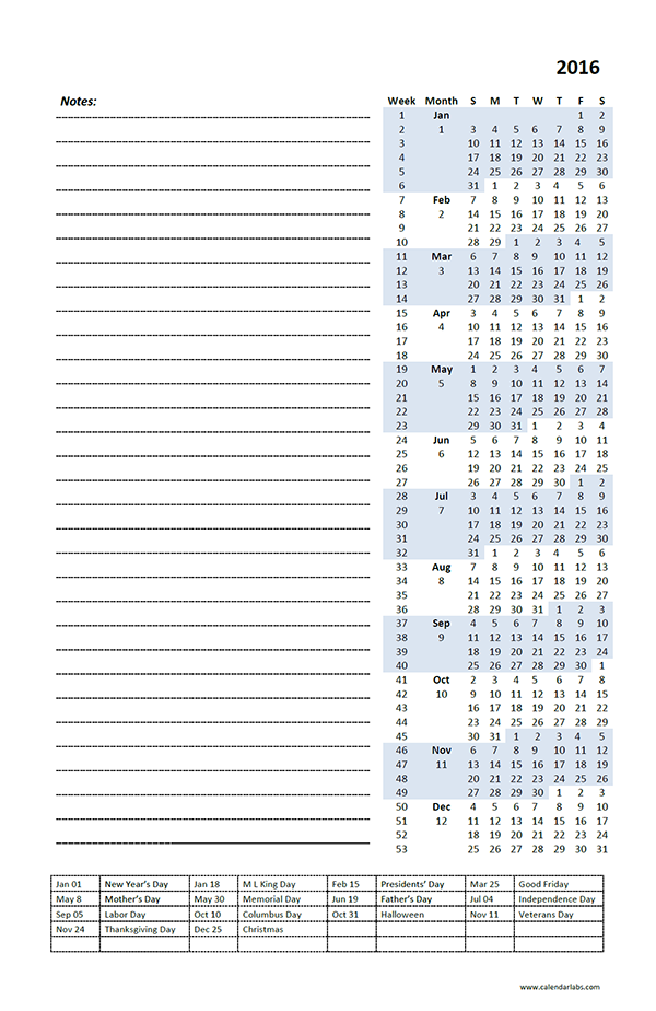 Excel Yearly Calendar Template 2014 Shefftunes
