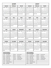"... ""Julian Date Yearly Calendar On One Page 2015"" – Calendar 2015"