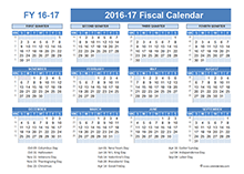Fiscal planner template 2016