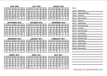 2016 yearly calendar pdf