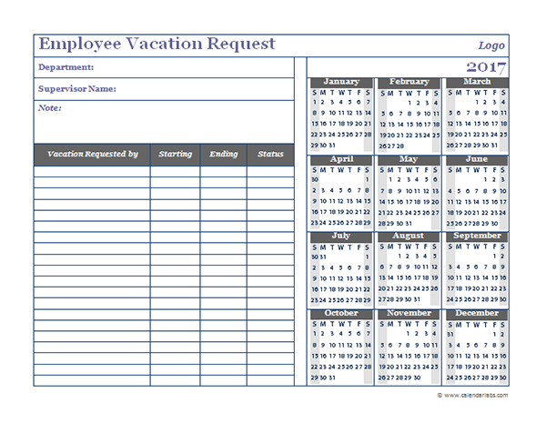 Vacation Calendars For Employees Ashleeclubtk - Google spreadsheet calendar template 2016