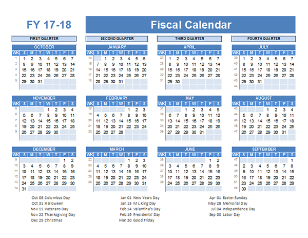 fiscal planner template 2017