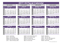 Fiscal Year Calendar Template Printable Free Templates - Promo calendar template