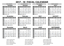 2017 US Fiscal Year Template