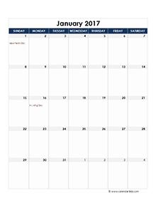 UK calendar 2017 bank holidays