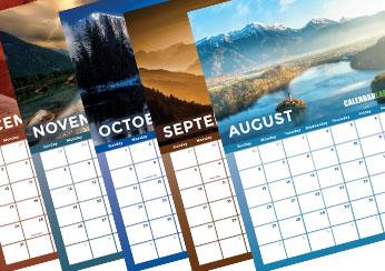 2017 Nature Photo Calendar