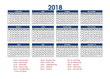 4-5-4 accounting close calendar 2018