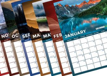 2018 Nature Photo Calendar