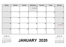 2020 Philippines calendar with holidays pdf