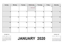 2020 Thailand calendar with holidays pdf