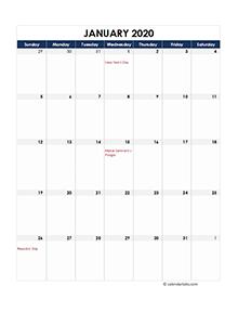 India calendar 2020 Public holidays