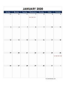 Indonesia calendar 2020 Public holidays