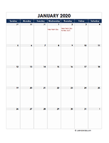 South Africa calendar 2020 Public holidays