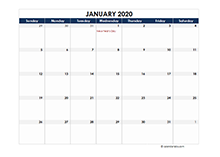 2020 calendar UAE spreadsheet template