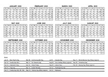 2020 canada holiday pdf