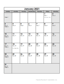 2021 monthly calendar portrait 14