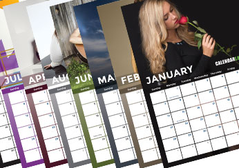 2022 Model Photo Calendar