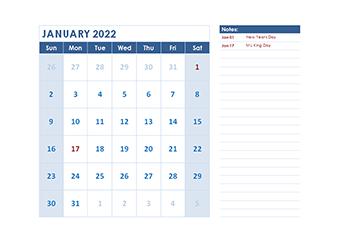 April 2022 Calendar Printable.2022 Calendar Templates Download Printable Templates With Holidays