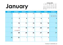 April 2022 Calendar with Holidays